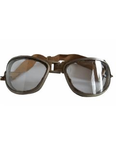 USAAF WW2 PILOT AN-6530 GOGGLES AMERICAN OPTICAL