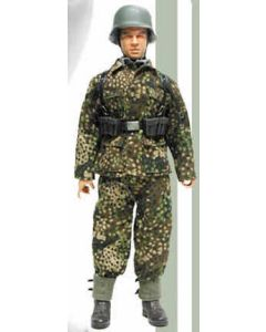 ww11 GERMAN PANZERGRENADIER HALLOWEEN COSTUME