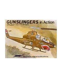 GUNSLINGERS In Action Squadron/Signal Publication Aircraft No. 14