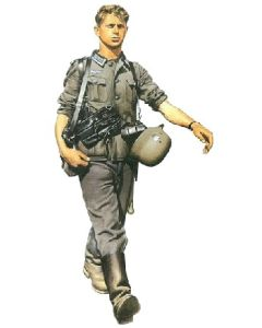 WW2 GERMAN HEER/ARMY SOLDIER HALLOWEEN COSTUME