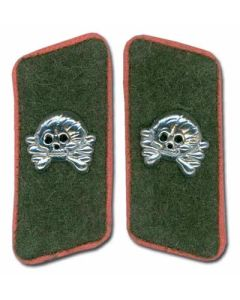 HEER PANZER ASSAULT GUNNER COLLAR TAB