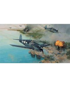 HELLCAT FURY PRINT BY ROBERT TAYLOR