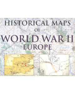 HISTORICAL MAPS OF WORLD WAR 11 EUROPE