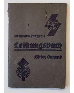 HITLER JUGEND LEISTUNGSBUCH / HITLER YOUTH ACHEIVEMENT BOOK