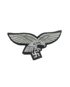 GERMAN HERMANN GORING DIVISION LUFTWAFFE OFFICERS BREAST EAGLE ww2
