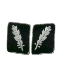 STANDARTEN FUHRER COLONEL 3RD VERSION COLLAR TABS