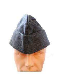 GERMAN WWII LUFTWAFFE AIR FORCE OVERSEAS CAP (FLIEGERMUTZE)
