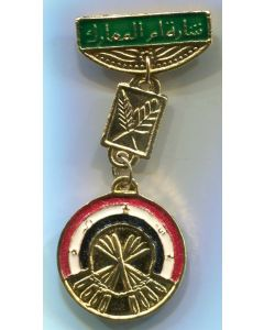 "IRAQ "" MOTHER OF ALL BATTLES "" MEDAL"