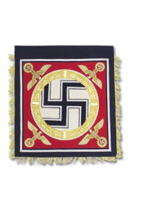 GERMAN LAH REGIMENTAL STANDARD DOUBLE SIDED BANNER
