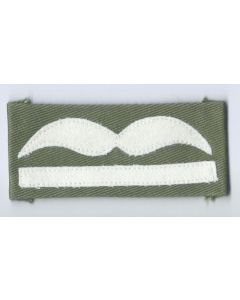 LUFTWAFFE LEUTNANT SLEEVE RANKS FOR JUMP SMOCKS