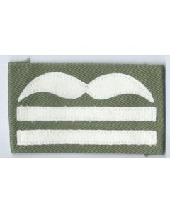 LUFTWAFFE MAJOR SLEEVE RANKS FOR JUMP SMOCKS