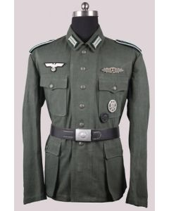 GERMAN M42 HBT FIELD TUNIC