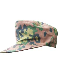 M43 SS CAP OAK LEAF A SUMMER AND FALL PATTERN  Reversible Camouflage