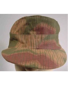 M43 CAP TAN-WATER PATTERN CAMOUFLAGE