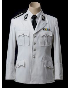 ww11 GERMAN SS M32 SINGLE BREASTED OFFICER'S JACKET