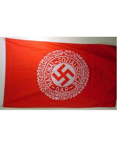 NATIONAL SOZIALISTISCHE D.A.P. FLAG Poly