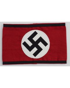 WAFFEN SS ARM BAND - REPRODUCTION