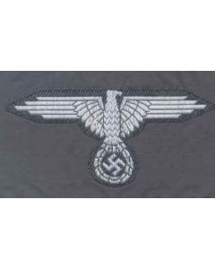 GERMAN EM SLEEVE EAGLE GRAY