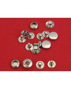 American Segma Fasteners for the WW2 American neckband ww2