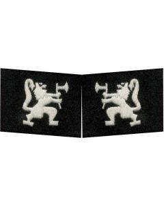 LEGION NORWEGIAN (NORWAY) ENLISTED MAN COLLAR TABS