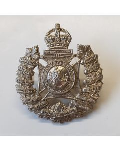 NORTHWEST CANADA 1885 ROYAL WINNIPEG RIFLES BADGE