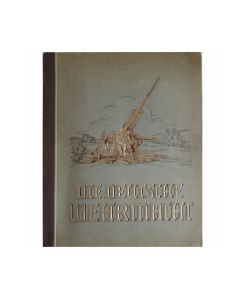 DIE DEUTSCHE WEHRMACHT CIGARETTE CARD BOOK (THE GERMAN WEHRMACHT) IGARATTEN-BILDERDIENST, DRESDEN, JANUARY 1, 1936