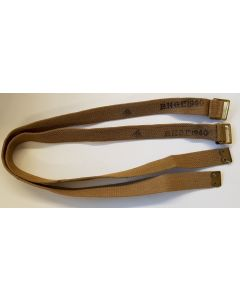 ORIGINAL BRITISH P37 PATTERN STRAPS
