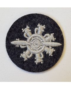 GERMAN LUFTWAFFE AIRCRAFT EQUIPMENT ADMINISTRATOR TRADE PATCH