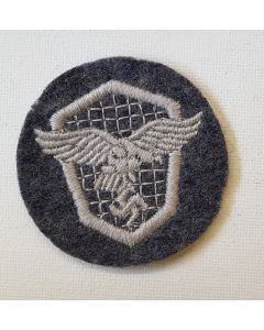 GERMAN LUFTWAFFE DRIVERS SLEEVE PROFICIENCY TRADE PATCH