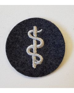 GERMAN LUFTWAFFE MEDICAL PERSONNEL TRADE PATCH