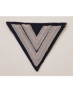 GERMAN SS ROTTENFUHRER'S RANK CHEVRON
