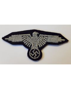 WAFFEN SS EM/NCO'S SLEEVE EAGLE RARE FRENCH MADE VERSION