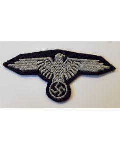 WAFFEN SS EM/NCO'S SLEEVE EAGLE RARE FRENCH MADE VERSION