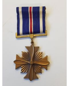 US DISTINGUISHED FLYING CROSS MEDAL, WWII
