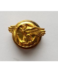 "ORIGINAL US WWII ERA ""RUPTURED DUCK"" LAPEL BUTTON"