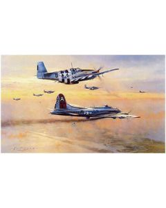BRINGING THE PEACEMAKER HOME PRINT BY ROBERT TAYLOR