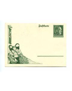 Berlin 1938 Erntedanktag Postcard