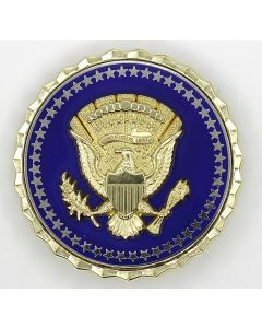 AMERICAN PRESIDENT SERVICE BADGE