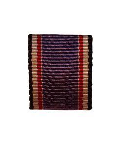 GERMAN WWII RIBBON BAR - AIR RAID PROTECTION SERVICE -SMALL SIZE - ORIGINAL