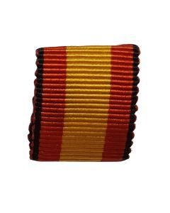GERMAN SPANISH CAMPAIGN RIBBON BAR LARGE SIZE - ORIGINAL