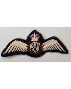 RCAF - ROYAL CANADIAN AIR FORCE PILOT WINGS