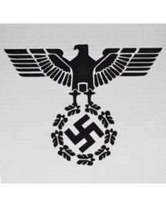 GERMAN REICH EAGLE STENCIL