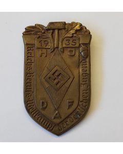 REICHS BERUFS WETTKAMP HJ DAF 1935 TINNIE