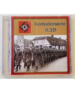 REICHSARBEITSDIENST RAD MARCHES CD