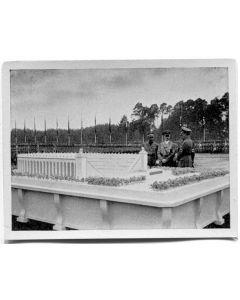 REICHSPARTEITAG 1937 DER FUHRER LEGT DEN GRUNDLTEIN ZUM STADION