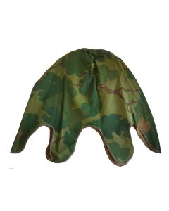 VIETNAM WAR US MITCHEL M-1 HELMET COVER CAMOUFLAGE REVERSIBLE