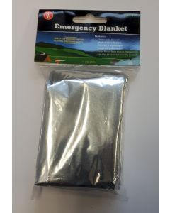 SE EB1310 EMERGENCY MYLAR SLEEPING BLANKET 84-Inch X 52-Inch by SE