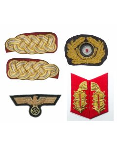 GERMAN GENERAL INSIGNIA SET - ARMY