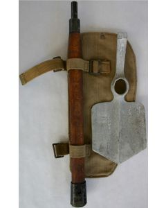 BRITISH ENTRENCHING TOOL - AUTHENTIC WWII ENTRENCHING TOOLS