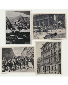 SIEGEREHRUNG BEIMLBTEN GROUP CIGARETTE CARDS